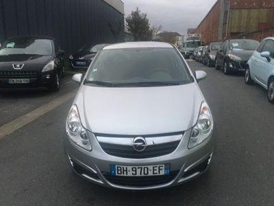 occasion Opel Corsa 2011 - Gris clair - 1.3 CDTI 75 CV essentia 4XCB