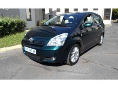 occasion Toyota Corolla Verso Versod4d 115 cv sol 7 place /6990€