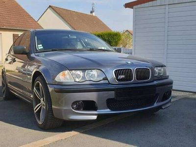 occasion BMW 320 SERIE 3 E46 (03/1998-09/2001) Pack Luxe
