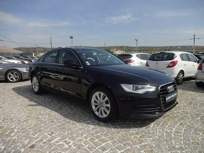 occasion Audi A6 2.0 Tdi 190ch Ultra Ambiente S Tronic 7