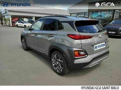 occasion Hyundai Kona 1.6 GDi hybrid 141ch Creative DCT-6 Euro6d-T EVAP - VIVA2814923
