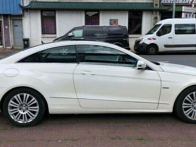 occasion Mercedes E350 E 350 CoupéCDI FAP BlueEfficiency - BVA G-Tronic