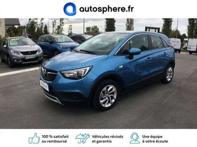 occasion Opel Crossland X 1.5 D 120ch Innovation BVA Euro 6d-T