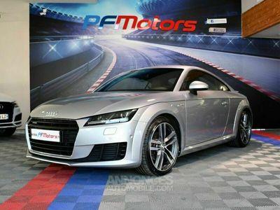 occasion Audi TTS S-Line Quattro 2.0 TFSI 230 S-Tronic GPS Drive Démarrage Sans Clef Semi Cuir Angle Mort Parc assist JA 19