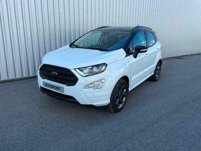 occasion Ford Ecosport 1.0 EcoBoost 125ch ST-Line 6cv