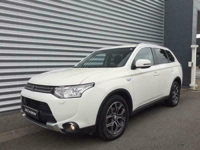 occasion Mitsubishi Outlander P-HEV Hybride rechargeable 200ch Intense Style 5 places