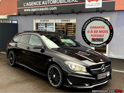 occasion Mercedes CLA200 Shooting Brake CDI Fascination Pack AMG