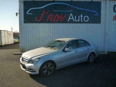 occasion Mercedes 220 Classe C (W204)CDI BE AVANTGARDE EXECUTIVE 7G-TRONIC