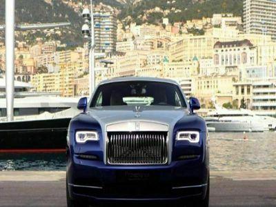 occasion Rolls Royce Wraith V12 632ch