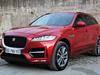 occasion Jaguar F-Pace V6 3.0 - 340 ch Supercharged AWD BVA8 R-Sport