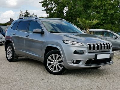 occasion Jeep Cherokee Cherokee2.2 Multijet 200ch Overland Active Drive I Bva S/s