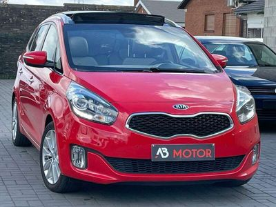 occasion Kia Carens 1.7 CRDI Sense 7pl PANO CAMERA GPS LED XENON FULL