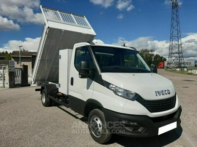occasion Iveco Daily 35C16H3.0 BENNE + COFFRE 33900€ HT