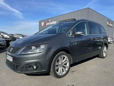 occasion Seat Alhambra 2.0 TDI 140CH TECHSIDE DSG / 7 PLACES / FULL OPTIONS
