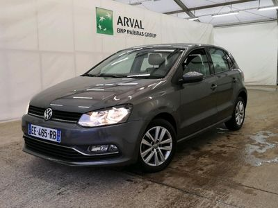 occasion VW Polo 2016 - Gris - 1.4 tdi bluemotion - 75