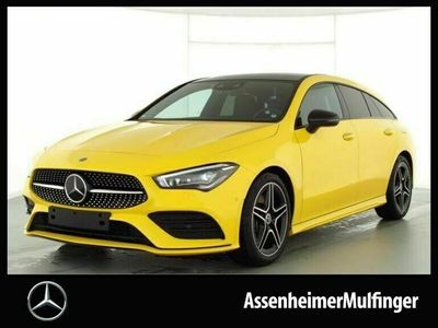 occasion Mercedes CLA250 Shooting Brake AMG ** Pano / Caméra / Nuit