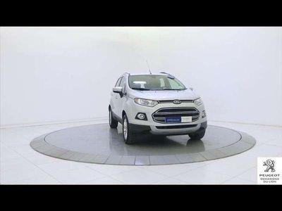 occasion Ford Ecosport 1.5 tdci 95ch fap titanium s