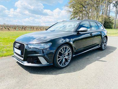 occasion Audi RS6 Avant Performance V8 4.0 TFSI 605 Quattro Tiptronic 8