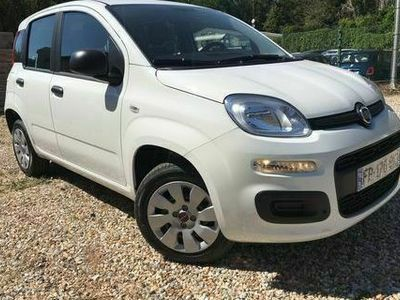 occasion Fiat Panda 2020 - Blanc - 1,2 69ch GARANTIE 10 ANS 010