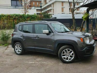 occasion Jeep Renegade 1.4 I MultiAir S&S 140 ch Harley-Davidson