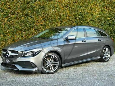 occasion Mercedes CLA180 Shooting Brake D AUTOMAAT - FULL PACK AMG - LED -
