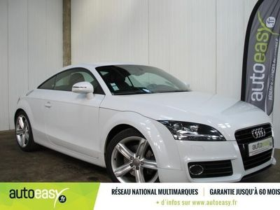 occasion Audi TT 2.0 Tfsi 211 Exclusive Line