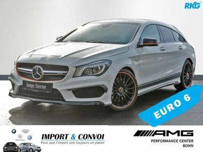 occasion Mercedes CLA45 AMG Shooting Brake AMG 4M Perf