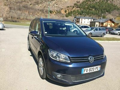 occasion VW Touran 1.6 TDI 105 FAP BlueMotion Carat