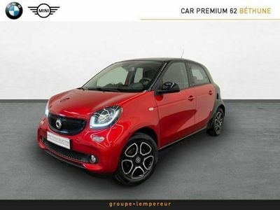 occasion Smart ForFour 90ch prime twinamic