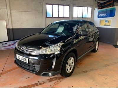 occasion Citroën C4 Aircross 1.6 HDI 115 MUSIC TOUCH