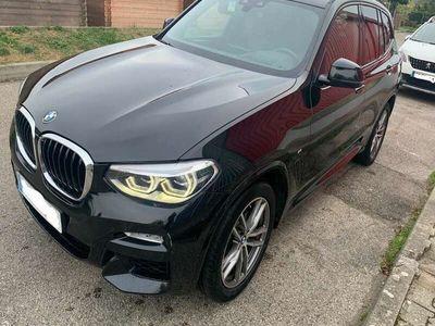 occasion BMW X3 2.0d 190CH M SPORT X-DRIVE BVA 8 G01 full led