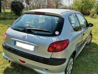 occasion Peugeot 206 1.1i Pop Art