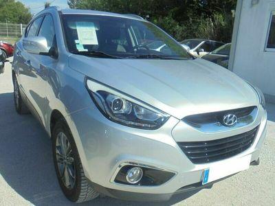 occasion Hyundai ix35 ph2 1.7 CRDI 115 Blue Drive Pack Premium/BV6 - Garantie 12 mois