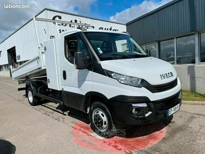 occasion Iveco Daily 35c15 benne coffre 2017