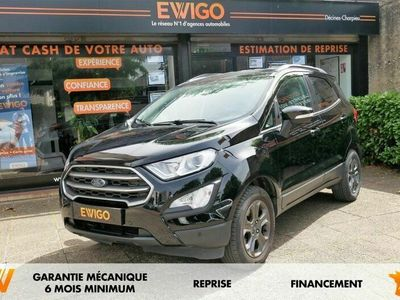 occasion Ford Ecosport (2) 1.0 ECOBOOST 125 ch S&S TREND BUSINESS + PACK HIVER