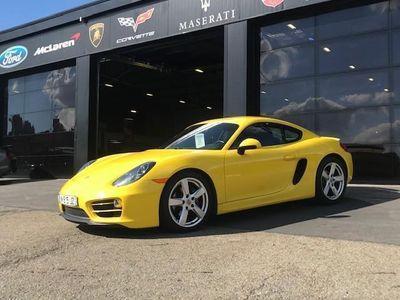 occasion Porsche Cayman 2.7i 275
