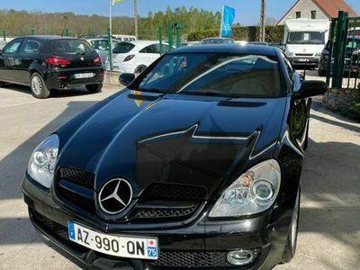 occasion Mercedes SLK200 K