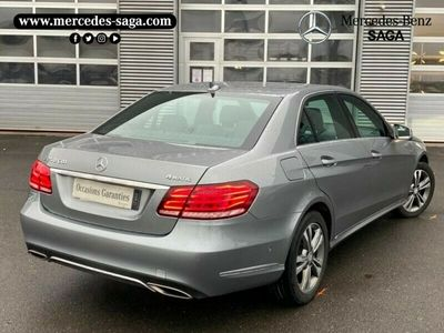 occasion Mercedes E250 ClasseCDI Executive 4Matic 7G-Tronic+