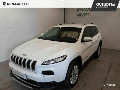 occasion Jeep Cherokee 2.0 MultiJet 140ch Limited S/S