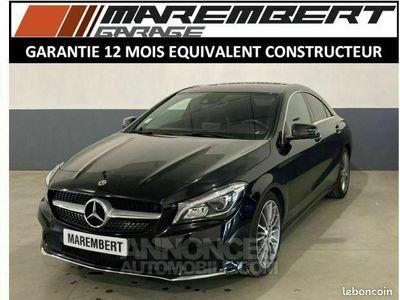 occasion Mercedes 200 CLA Classe1.6 156 cv sensation