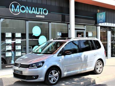 occasion VW Touran 2013 - Gris clair Nacré - II 1.6 TDI FAP 105 cv MATCH