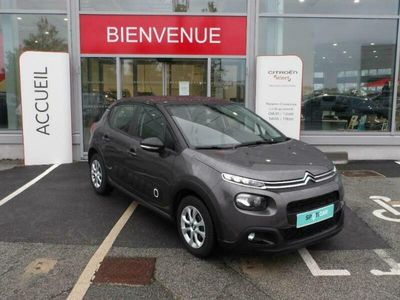 occasion Citroën C3 BLUEHDI 100 FEEL GPS
