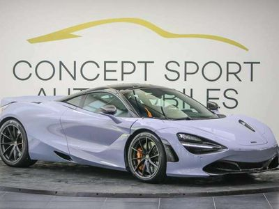 occasion McLaren 720S Coupe V8 4.0 720 ch Performance