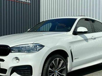 occasion BMW X6 XDRIVE 40 D M-SPORT 313ch (F16) BVA8