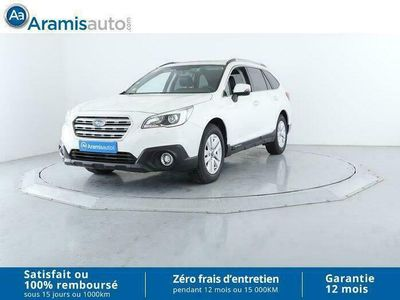 occasion Subaru Outback Exclusive Eyesight 2.0D 150 4x4 Lineartronic