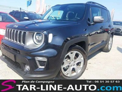 occasion Jeep Renegade 1.0 T3 120 BVM6 Limited LED Noir 20