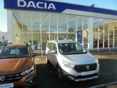occasion Dacia Lodgy dCI 110 FAP 7 places Stepway