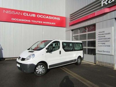 occasion Renault Trafic Passenger 2.0 dCi 90ch Grand Authentique