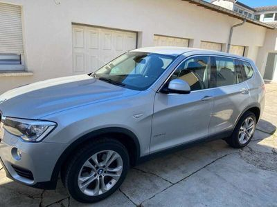 occasion BMW X3 xDrive20d 190ch Executive A