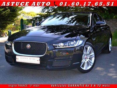 occasion Jaguar XE Autre2.0d 180ch Portfolio Bva8
